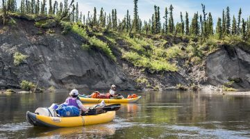 Best Inflatable Kayaks for Camping