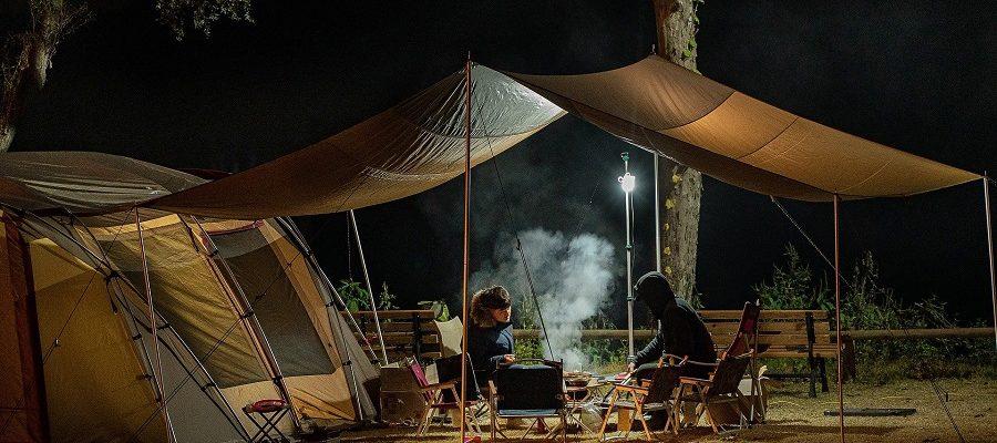 Lake Perris Camping